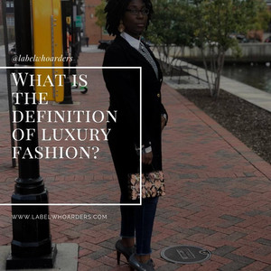Can you Obtain Luxury Fashion at any price point? The Short Answer is YES!