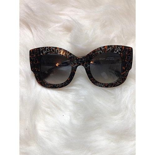 Fendi Thierry Lasry Orange Butterfly Sunglasses