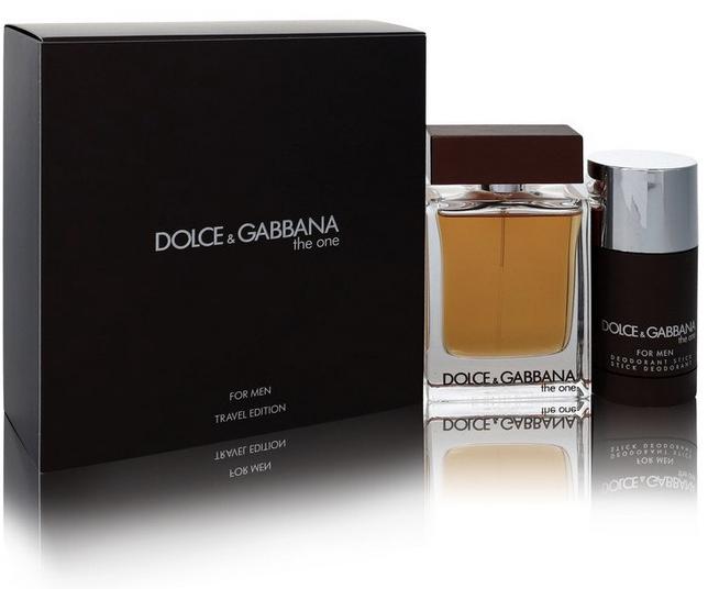 Dolce & Gabbana The One 100 ml Eau De Toilette Spray + 70 ml Deodorant Stick