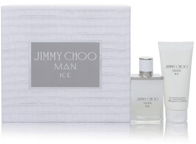 Jimmy Choo Ice  Gift Set 50 ml Eau de Toilette Spray + 100 ml Shower Gel