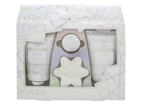 Style & Grace Puro Gift Of The Glow Gift Set 4 Pieces