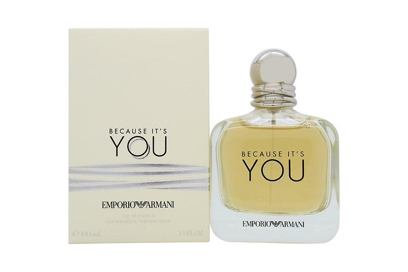 Giorgio Armani Because It's You Eau de Parfum