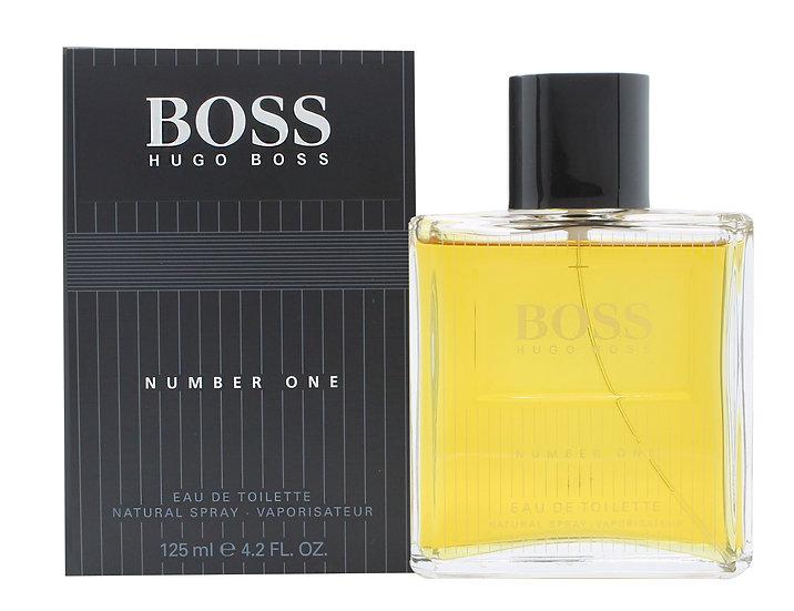 Hugo Boss Boss Number One Eau de Toilette 125ml