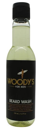 Woody's Grooming Beard Wash 190ml
