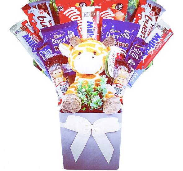 The Kids Chocolate Bouquet