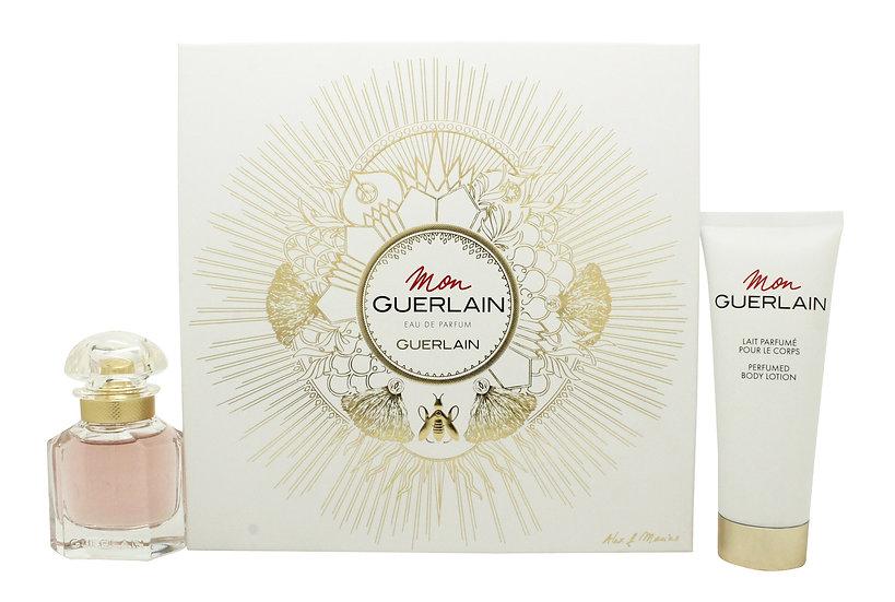 Guerlain Mon Guerlain Gift Set EDP 30ml + Body Lotion 75ml