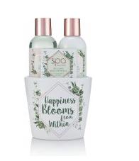 Style & Grace Spa Botanique Pamper Pot Gift Set