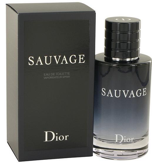 Sauvage Cologne by Christian Dior Eau De Toilette Spray