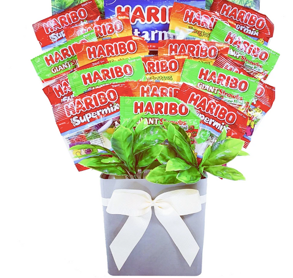 The Haribo Sweets Bouquet