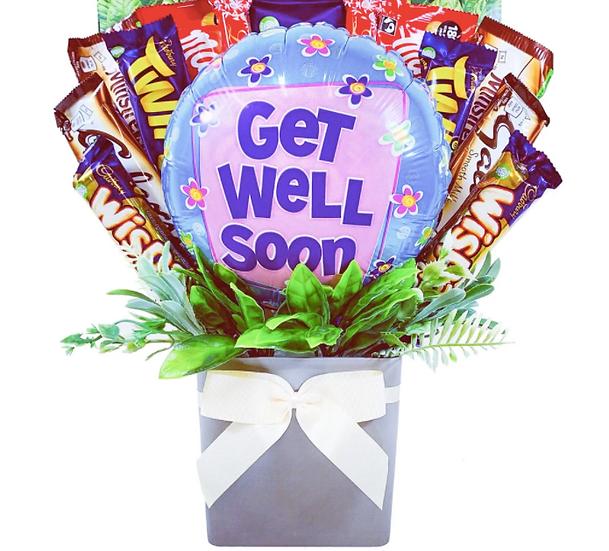 The 'Get Well Soon' Balloon Bouquet