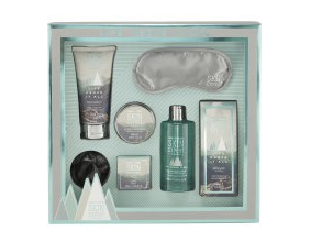 Style & Grace Skin Expert Pampered Gent Gift Set (7 Pieces)