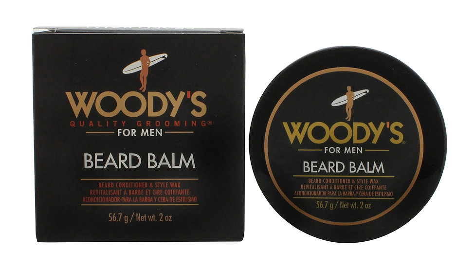 Woody's Grooming Beard Balm 56.7g