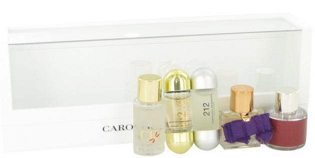 Ch Carolina Herrera Mini Gift Set