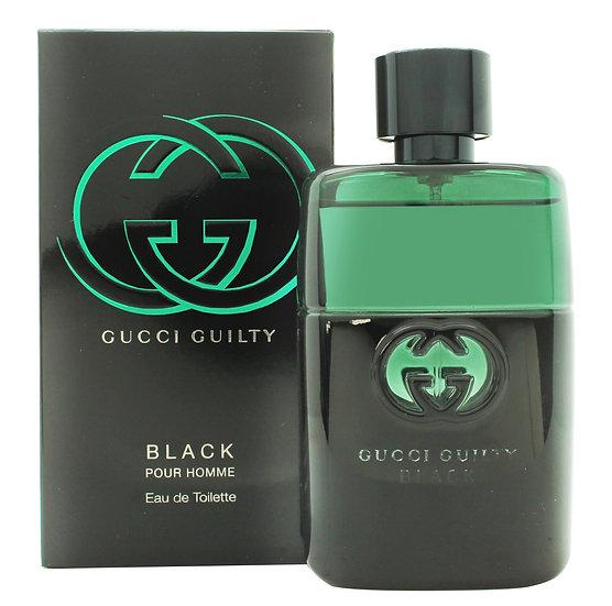 Gucci Guilty Black Pour Homme Eau de Toilette 50ml Spray