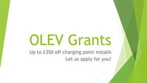 OLEV Grants - Let us apply for you!