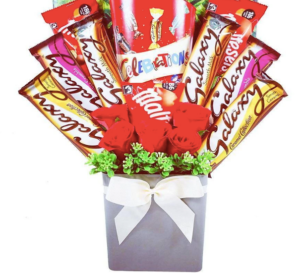 The Celebrations Chocolate Bouquet