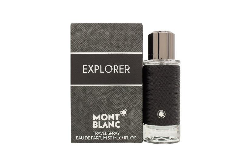 Mont Blanc Explorer Eau de Parfum 30ml Spray