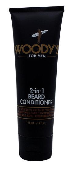 Woody's Grooming Beard 2 In 1 Conditioner 118ml