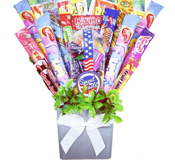 The Sweet Treats Candy Bouquet
