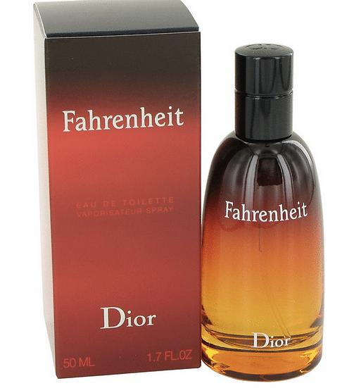 Fahrenheit Cologne Eau De Toilette Spray