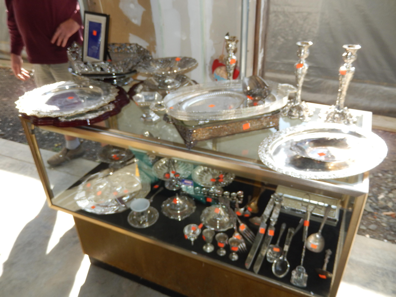 Glass and Kitchenware
