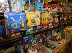 Action figures, Toys, Collectibles