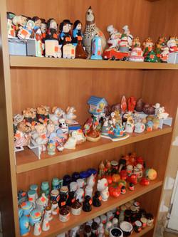 Porcelain Figures
