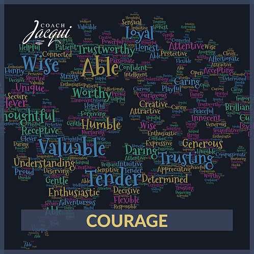 Courage - Abundant Life Principle | .mp3 download