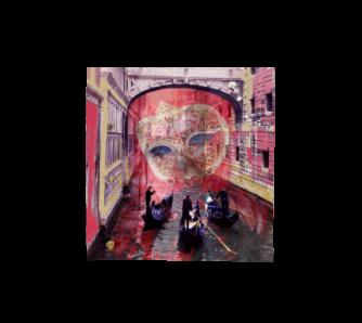red-wall-gondola-16x16-poly-chiffon-scar