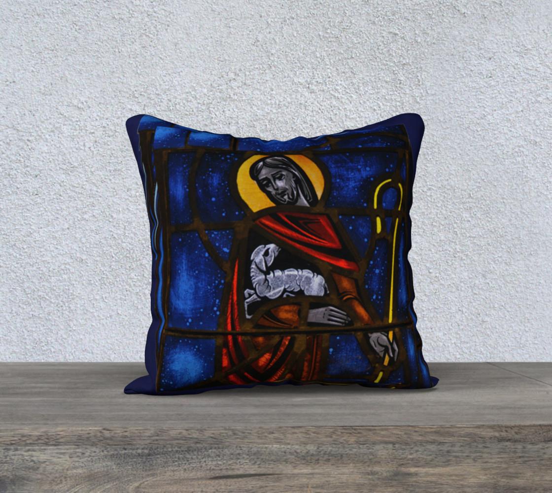 jesus-and-lamb-pillow