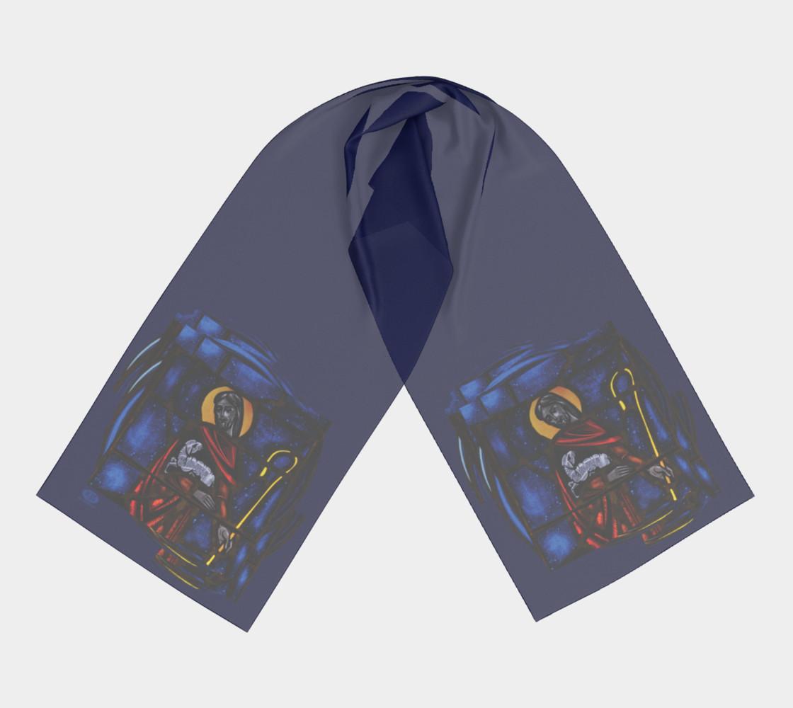 jesus-and-lamb-10x45-poly-chiffon-scarf