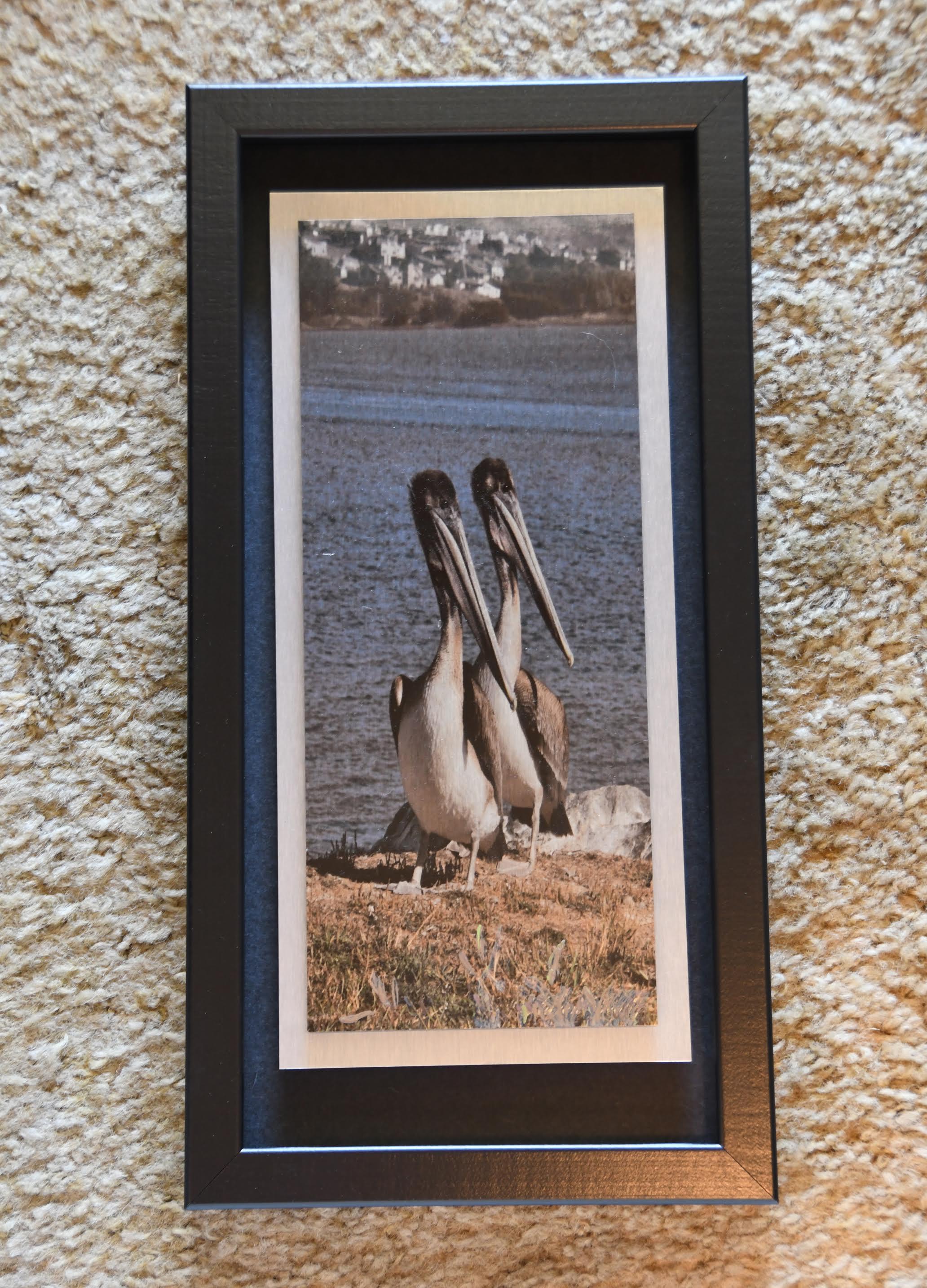 Bodega Bay Twosome 8x16 silver