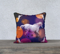 Bubble-Horse-18x18-velveteen-pillow