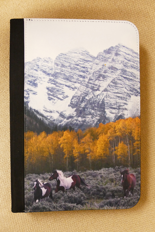 notebook-maroon-bells-horses