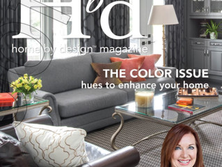 Be Featured In Kim Marie's Home By Design Magazine!