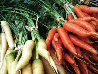 Farmers' Market Finds: Cooking with the Freshest, Most Flavorful Food