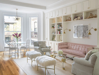 BEACON OF STYLE A MODERN MAKEOVER FOR A HISTORICAL TOWNHOME