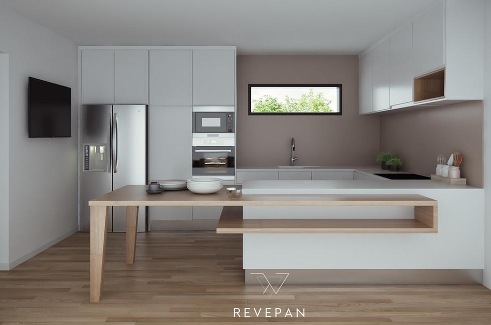 Cozinha do Sr. Pedro
