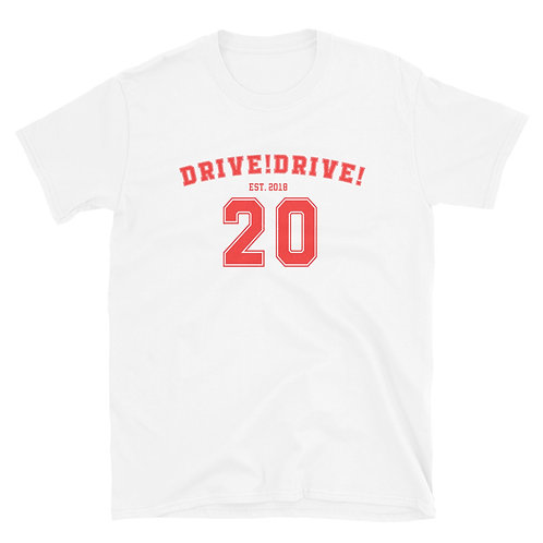 Drive!Drive! College Jersey T-Shirt