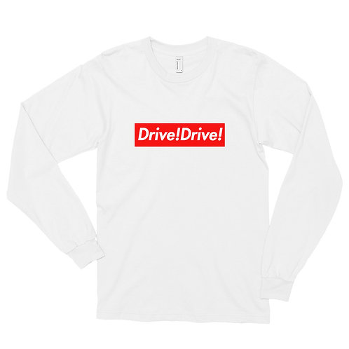 Outlined Long sleeve t-shirt