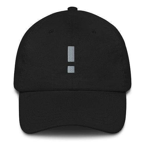 Dad hat (logo on back)