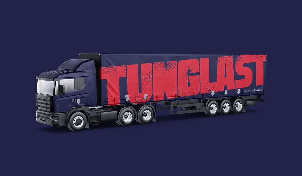 Tunglast – ny unik tjänst från Pinpointer för enkel planering av rutt för tunga transporter