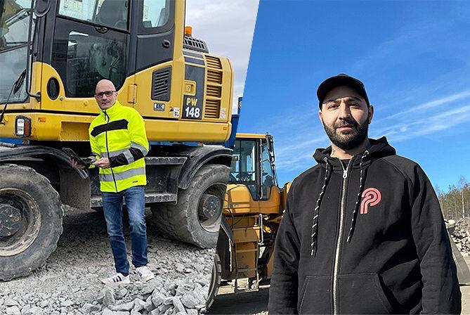 Pinpointer förstärker teamet med två nya säljare och etablerar sig i Dalarna