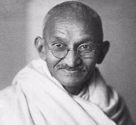 Why didn't Gandhi have Only Child Syndrome? Hint: It doesn't exist.