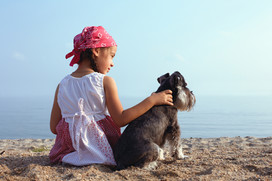 Is a pet a better choice than a sibling for your first born?
