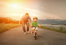 Why parents of Generation Only should stop feeling guilty and enjoy!