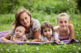 New Research: Large families just aren't that good for children.