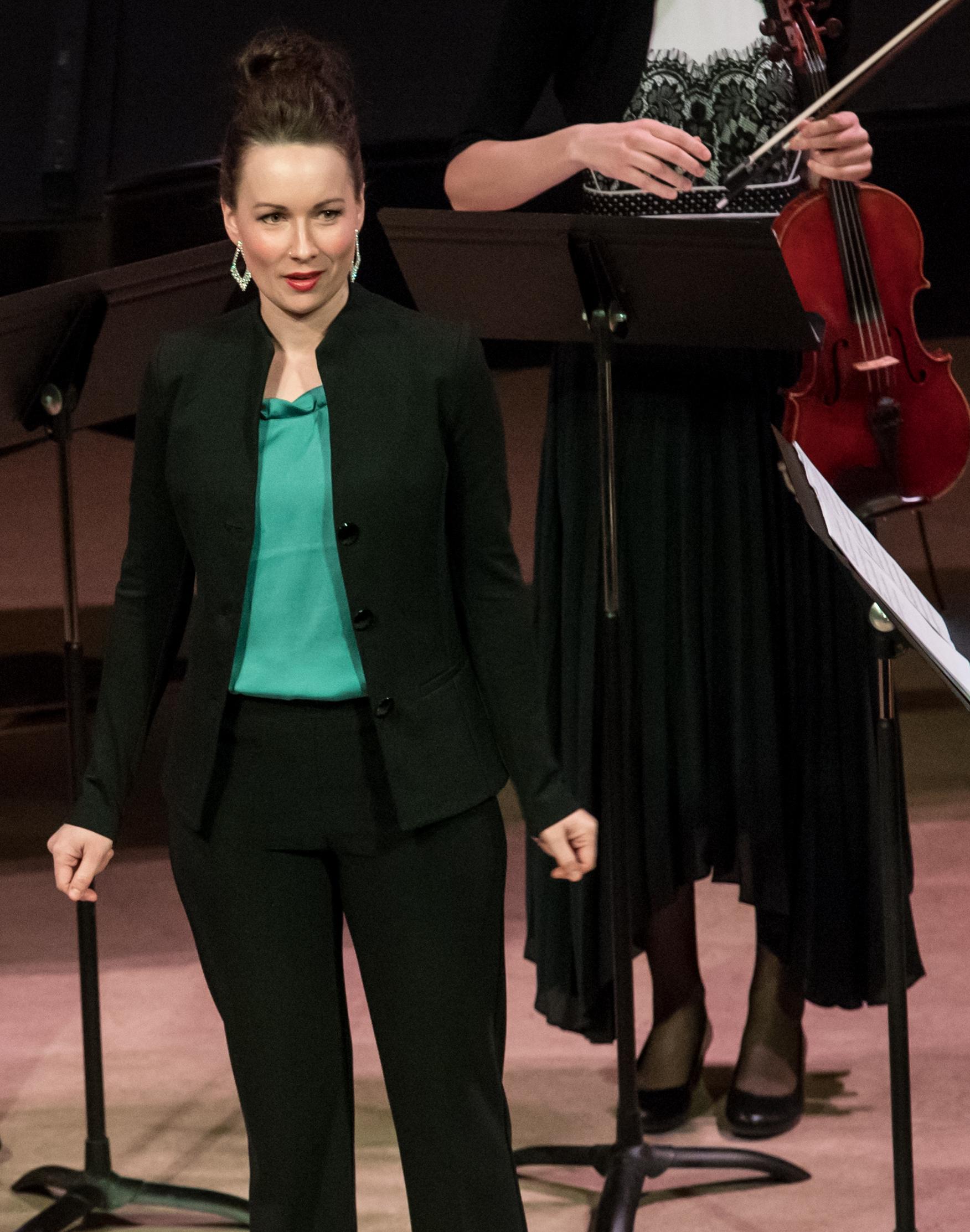 Concert Le cas Mozart