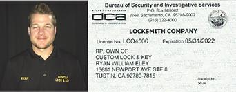 Ryan License