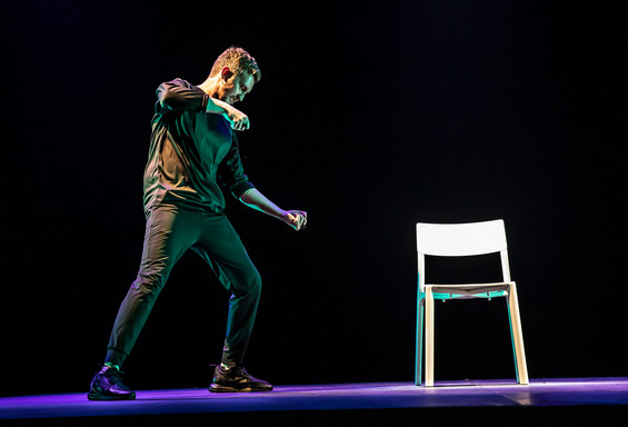 WOLF - Nottingham Playhouse: Photography by Pamela Raith Photography.jpg